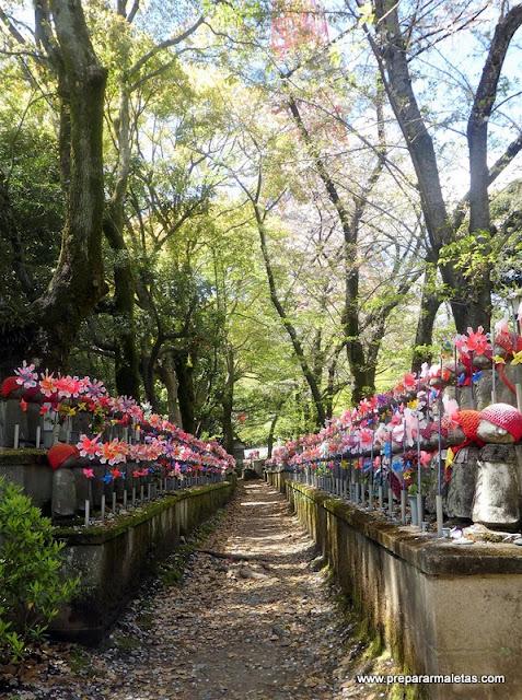 ver jizos en Tokio