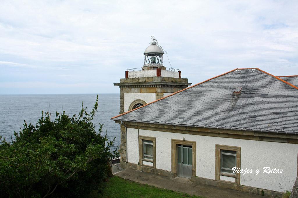 Faro de Luarca, Asturias