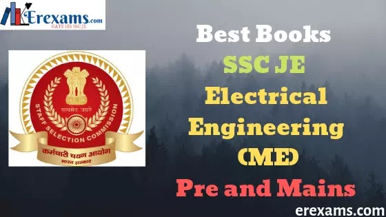 Best Books SSC JE Electrical Engineering (EE) for Pre and Mains