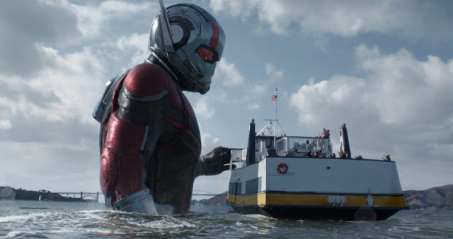 Ant-Man a Wasp (Ant-Man and the Wasp) – Recenze