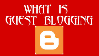 What is guest blogging and why is it important for beginners