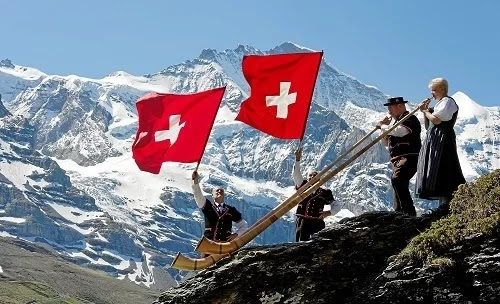 The reason visitors should go to Switzerland once in lifetime