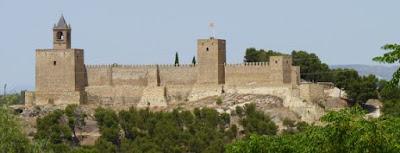 Alcazaba de Antequera.