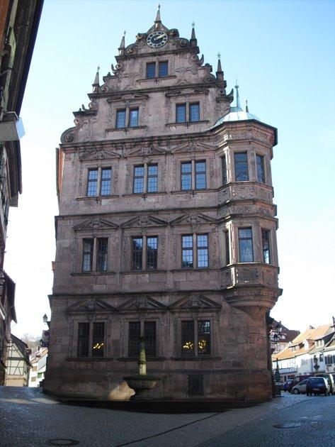 Post Gernsbach