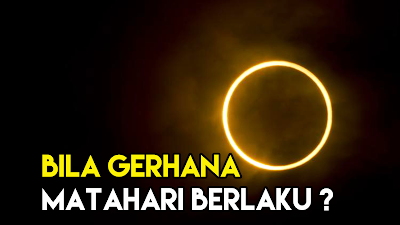 Berapa Kali Gerhana Matahari Berlaku ?