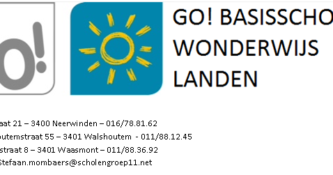 GO! BS Wonderwijs Neerwinden: Activiteiten Computermeester