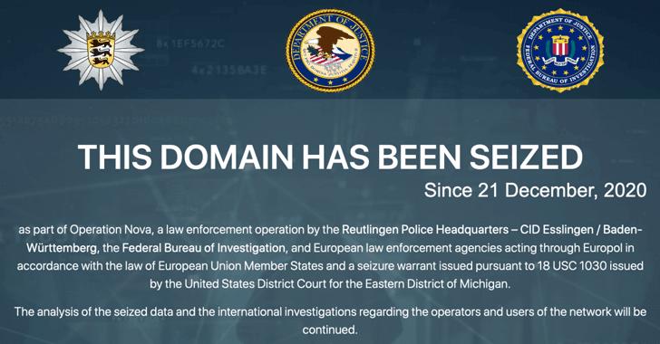 Bulletproof VPN Seized