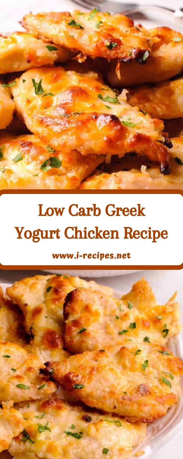 Low Carb Greek Yogurt Chicken Recipe