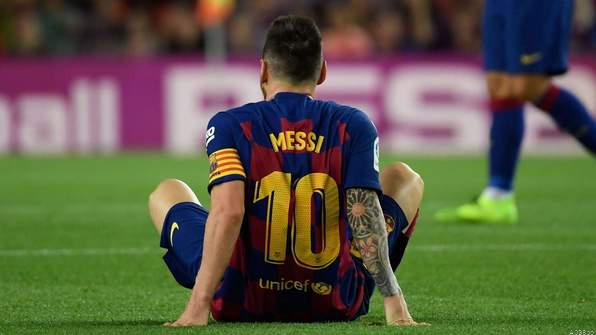 Messi Suffers Groin Injury in First Barca Start of the Season