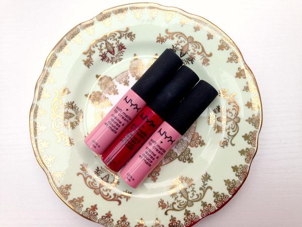 NYX Soft Matte Lip Cream Haul