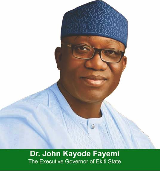 Corona Virus: Ekiti Governor orders 12hours dusk to dawn curfew