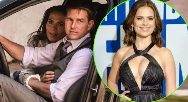 Tom Cruise tiene romance con su coprotagonista de 'Mission Impossible' Hayley Atwell