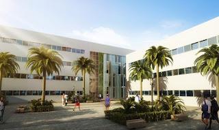Université Denis Sassou Nguesso maquette, El Cubano