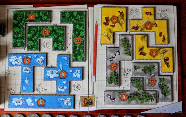 Barenpark enclosure tiles | Random Nerdery
