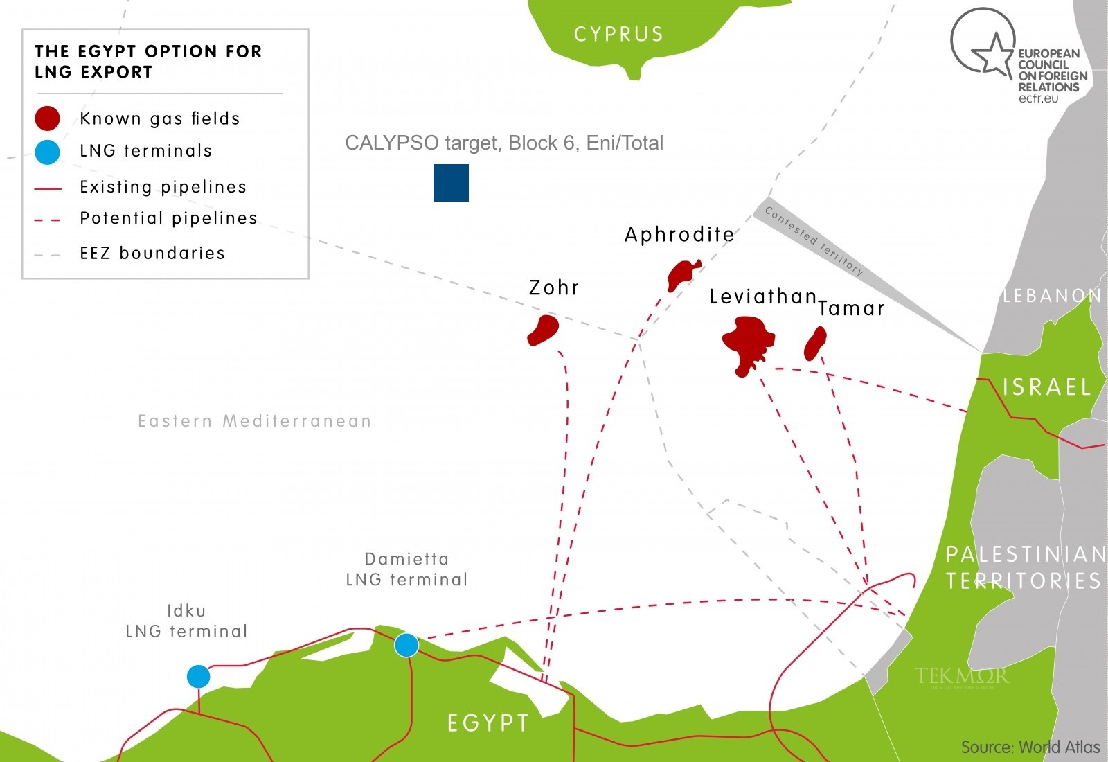 are eni and total at the precipice of a giant gas discovery in cyprus enterprise
