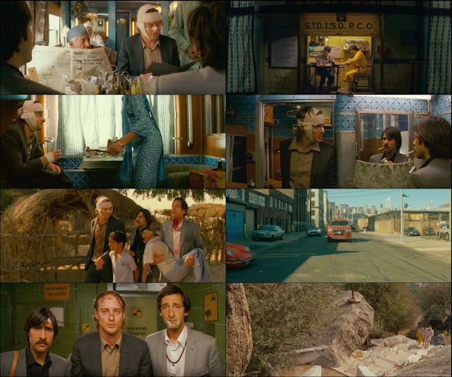 The Darjeeling Limited 2007 Dual Audio 720p BluRay