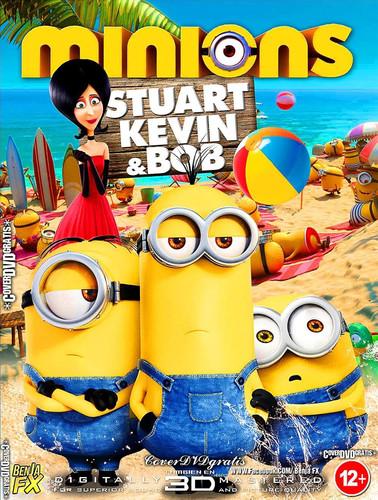 Los Minions (2015) DVDrip Latino (Animación)