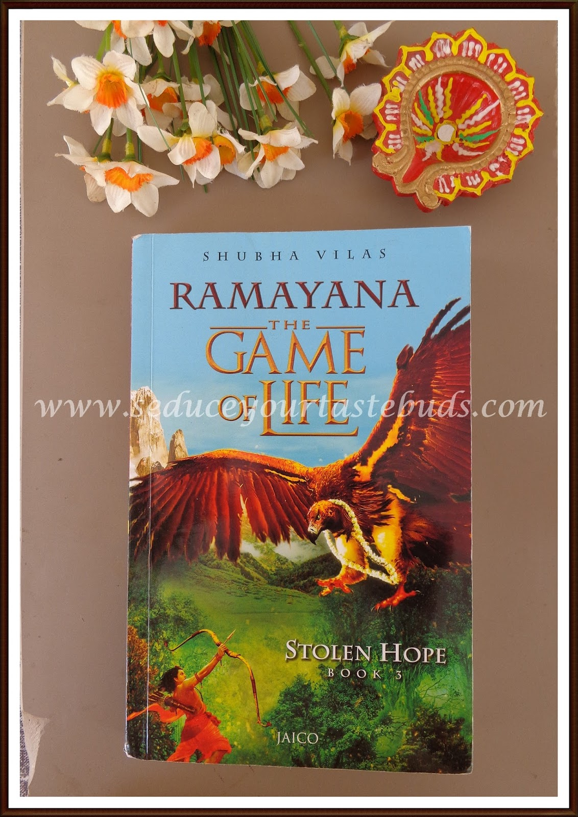 Ramayana- The Game of Life - Stolen Hope - Book review
