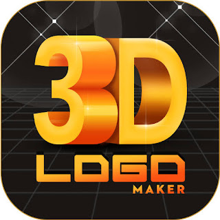 3D logo maker aplikasi pembuat logo terbaik