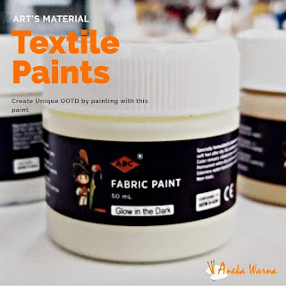 abc textile paints