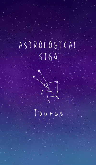ASTROLOGICAL SIGN.(Taurus)