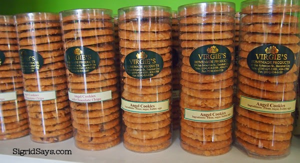 angel cookies - Virgie's - Bacolod pasalubong - Bacolod blogger