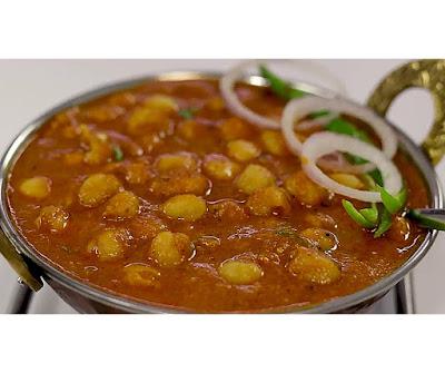 how to make chole masala step by step