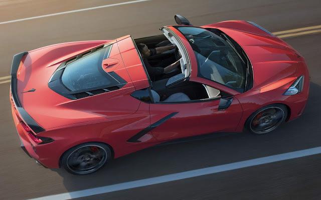 Chevrolet Corvette 2020: 1º ano de produção já está vendido