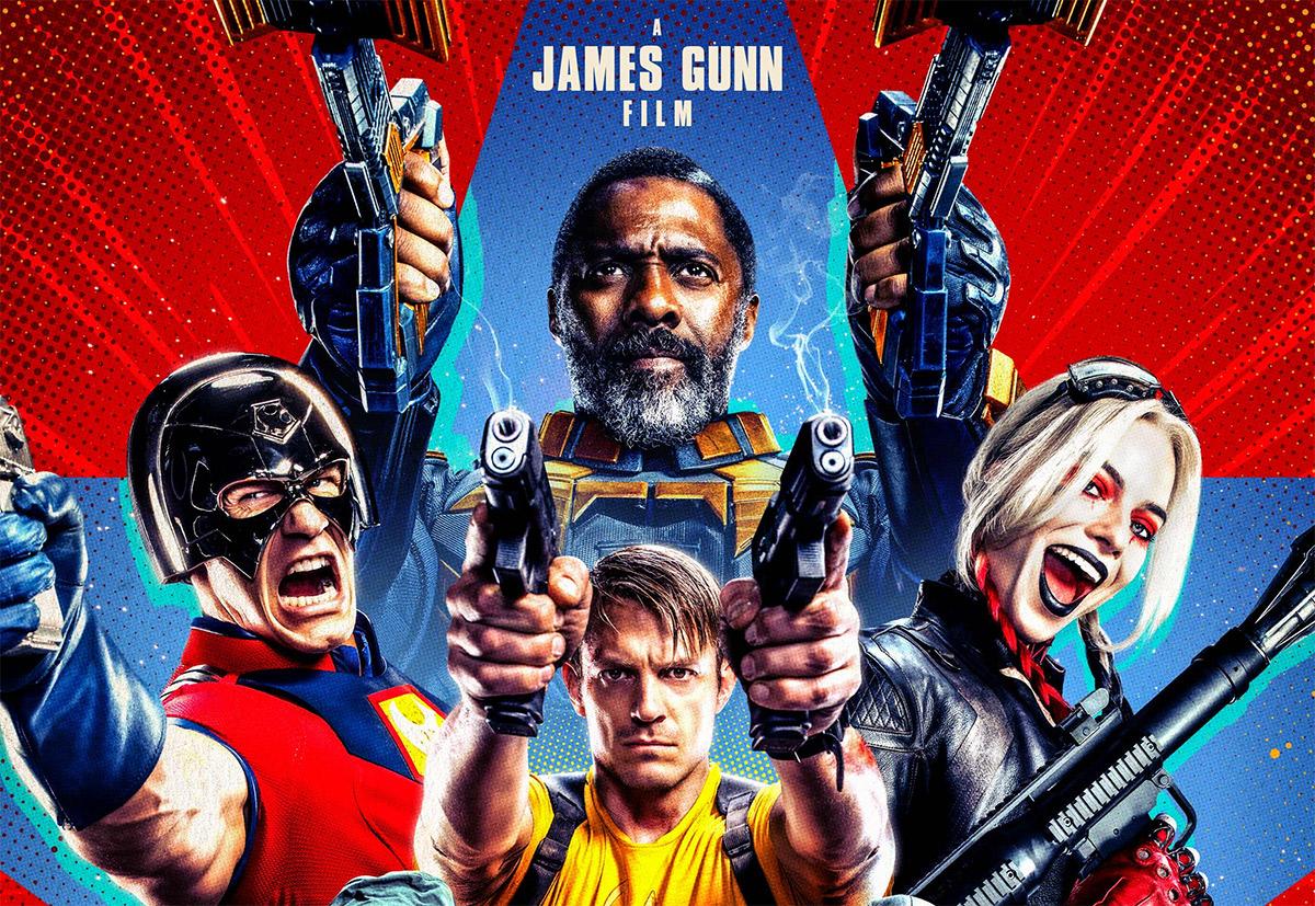 Esquadrão Suicida: James Gunn libera o primeiro trailer e um montão de cartazes do longa da DC