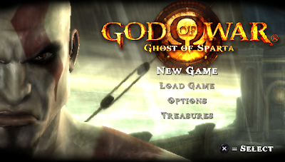 Install Game God Of War Ghost Of Sparta CSO ISO PPSSPP Terbaru