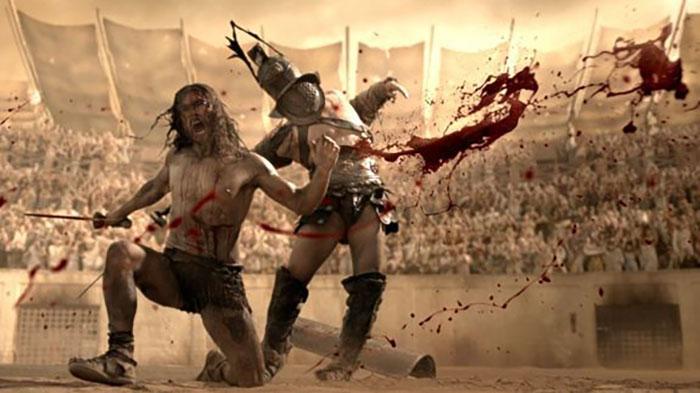 Darah Gladiator