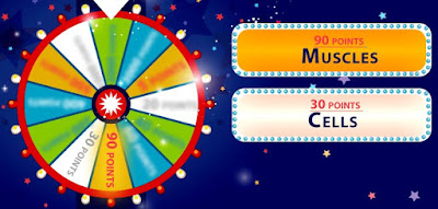 Tricky, tricky. The wheel is trying to spin you out. What are these clues referring to? (image)