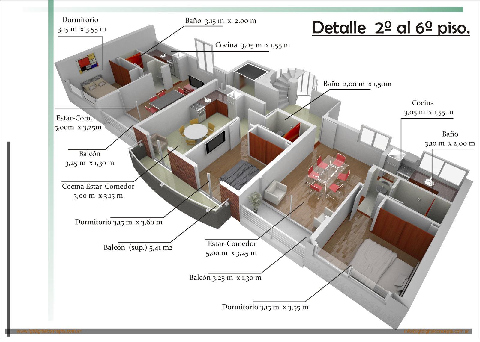 Que debe tener su vivienda planos de casas gratis y for Hacer plano vivienda