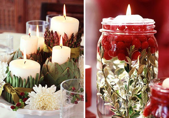 Obsessions By Gessica: Christmas Table Decor