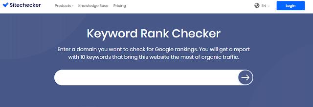 website rank
