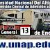 Admisión UNA Puno 2019 (Examen General 13 Enero) Inscripciones - Cronograma - Prospecto - Universidad Nacional del Altiplano UNAP - www.unap.edu.pe