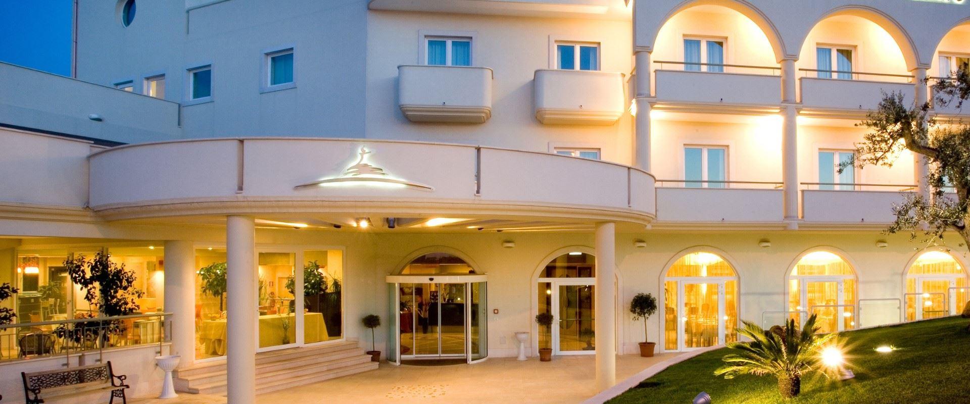 Гранд Отель Олимпо Альберобелло, Апулия , Италия