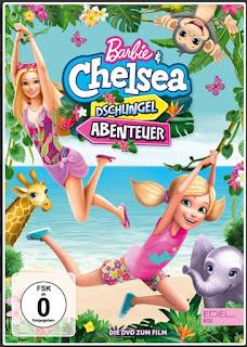 Download Barbie & Chelsea the Lost Birthday (2021) Full Movie Dual Audio {Hindi+English} HD 720p 480p