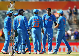Ravichandran Ashwin 4-25 - India vs UAE Highlights - 21st Match - ICC Cricket World Cup 2015