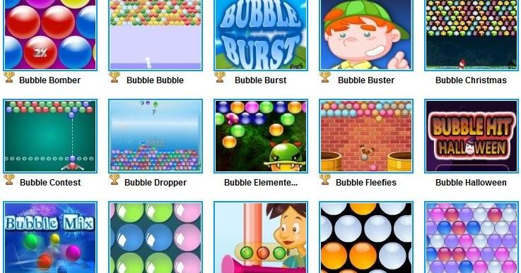 Www Bubble Spiele