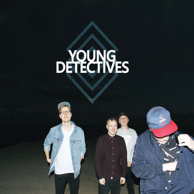 Satellite Stories - Young Detectives - Album Download, Itunes Cover, Official Cover, Album CD Cover Art, Tracklist