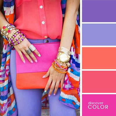 Ajuda para combinar cores