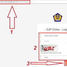 Contoh Cara Pengisian Online SPT tahunan 1770 SS Tahun 2016