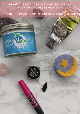 Beauty Products I Can't Live Without Collaboration