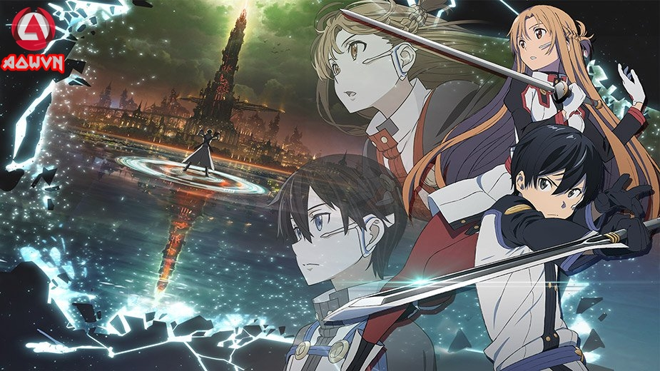 b1oGHTP - [ Anime 3gp Mp4 ] Sword Art Online The movie: Ordinal Scale BD | Vietsub - Super Hot!!