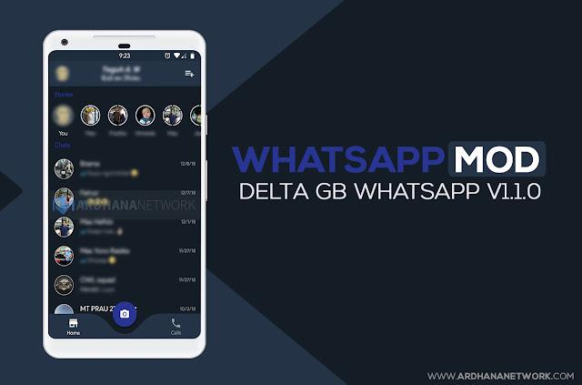 Delta GB Whatsapp V1.1.0