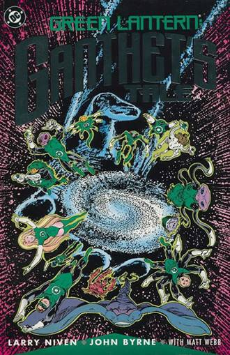 Green Lantern de John Byrne