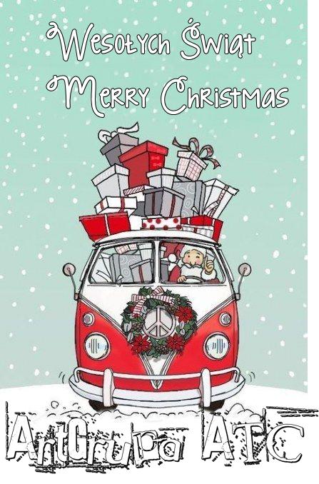 RADOSNYCH ŚWIĄT * HAPPY CHRISTMAS
