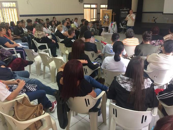 Formação Missionária na Diocese de São Miguel Paulista