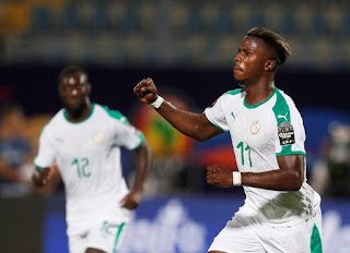 السنغال تفوز على تنزانيا بهدفين دون رد فى الجولة الاولى لبطولة الامم الافريقية